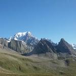 Tour du mont Blanc Nord - 7 jours - Refuge Bonatti