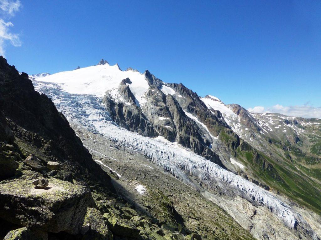 glacier de trient fenetre d arpette
