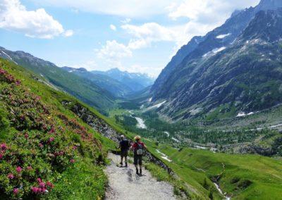 guide tour du mont blanc