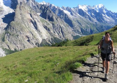 Tour du Mont Blanc - trek de 4 à 11 jours