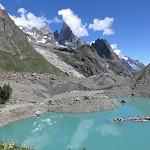 full tour du mont blanc - argentière