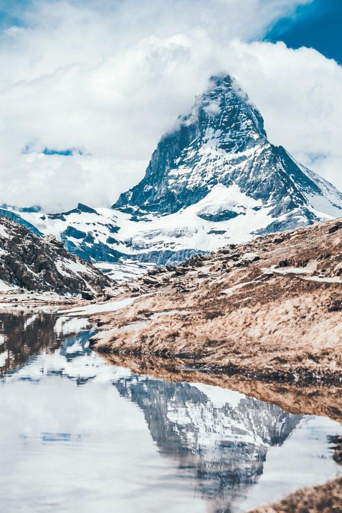 Trek Alpes du Nord et Suisse - le Tour du Cervin