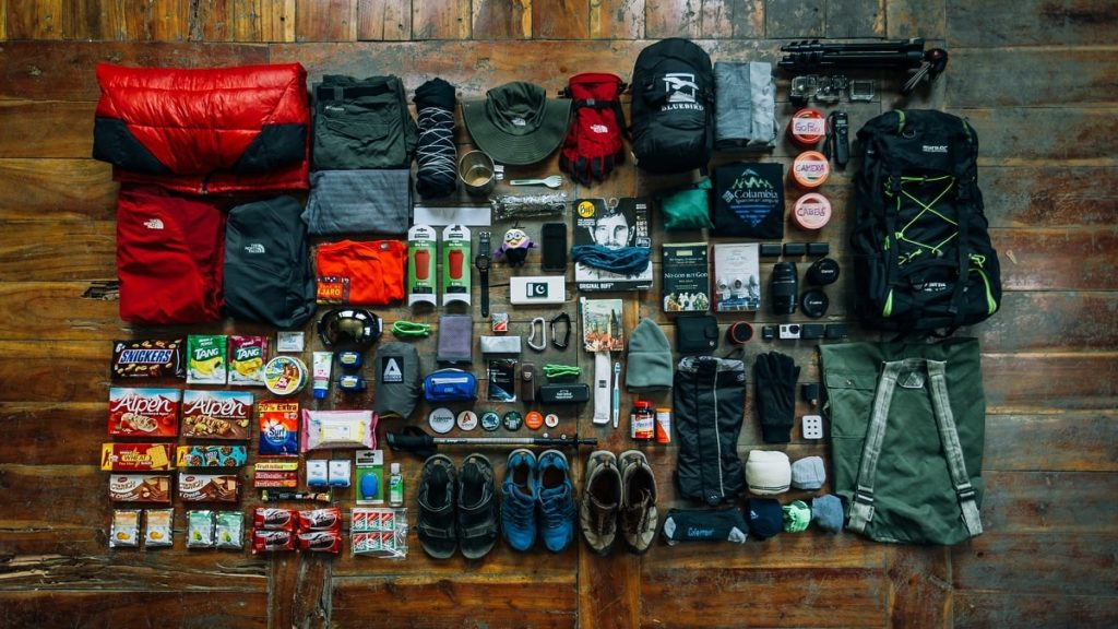 Matériel de trekking et de randonnée