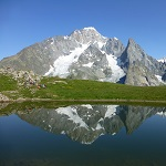 tour du mont blanc agence de guides - refuge bonatti