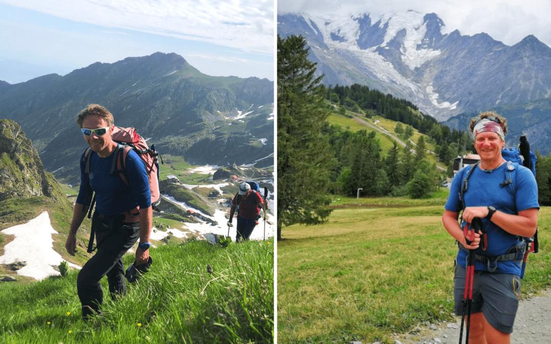 10 questions à nos guides à propos du Tour du Mont Blanc