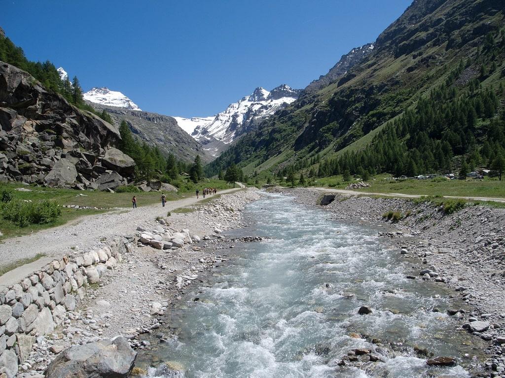 Trek Grand Paradis, Italie - Pont de Valsavarenche, trek du Grand Paradis et son ascension (4061m)
