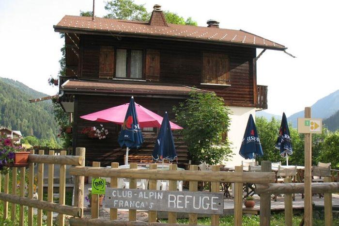 Refuge CAF des Contamines - Mossy Old Troll