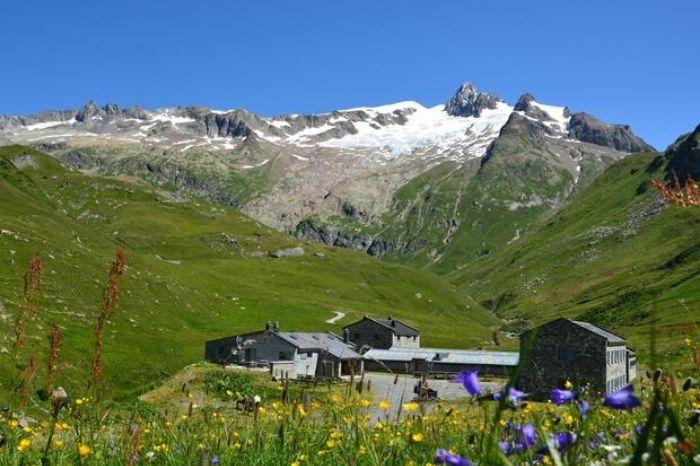 Refuge des Mottets - Savoie Mont Blanc