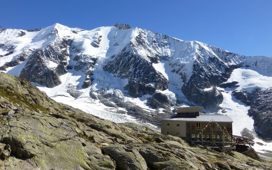 Refuges sur le Tour du Mont Blanc