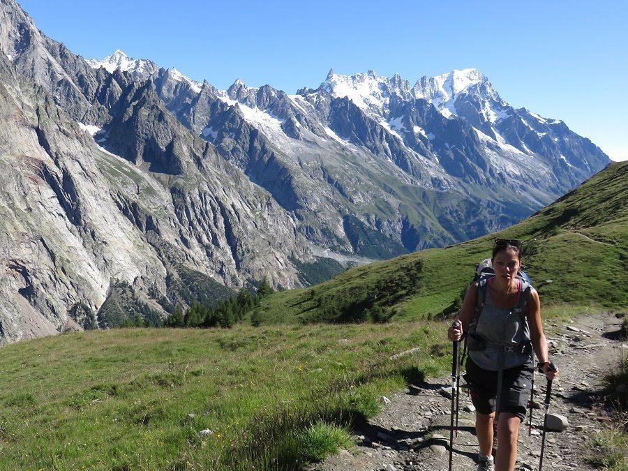 Le Tour du Mont Blanc intégral raconté par notre guide Sébastien