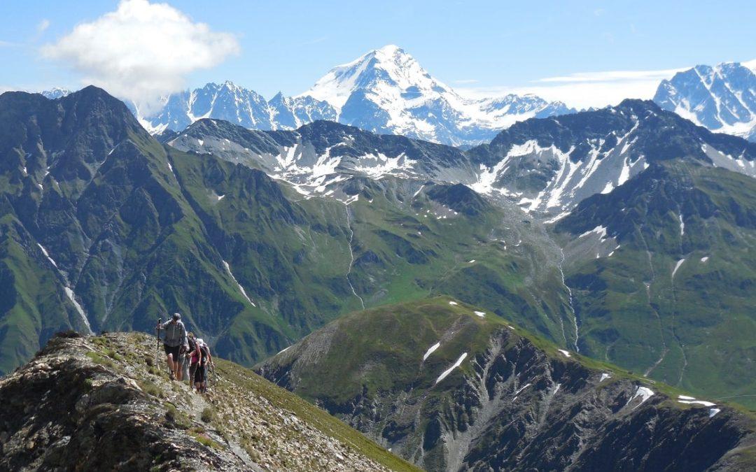 faire le tour du mont blanc avec un guide