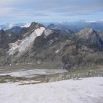tour du mont blanc haute route - col du ban d'array