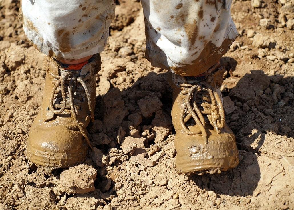 prendre soin de ses chaussures de montagne pour les faire durer