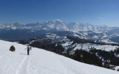 Randonnée raquettes en Pays du Mont Blanc : 6 itinéraires pour tous