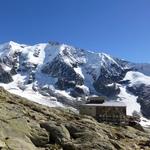tour du mont blanc haute route - jour 4 - refuge bonatti