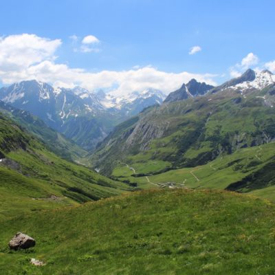 tour du mont blanc - 7 days