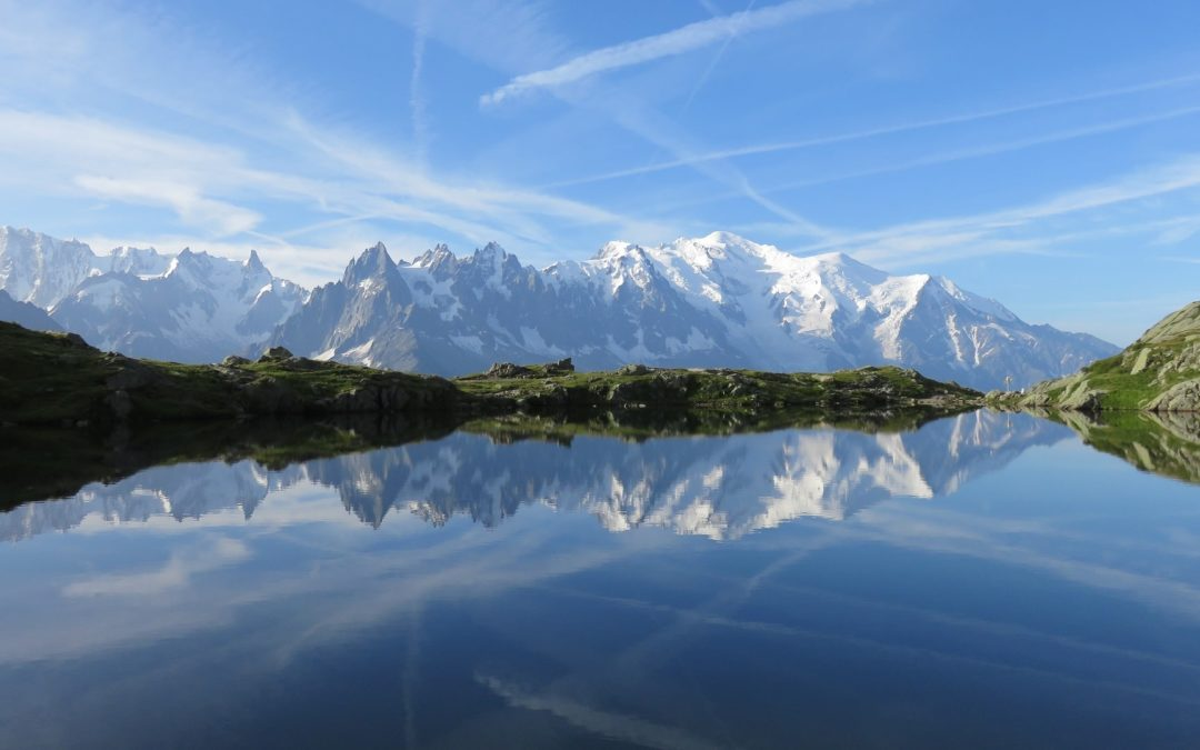 tour du mont blanc 7 jours & reflets